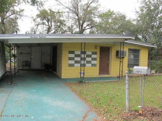 1918 Berkley St, Jacksonville, FL 32209 (MLS #908998) :: EXIT Real Estate Gallery