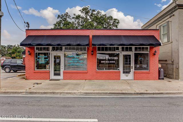 14 N Summit St, Crescent City, FL 32112 (MLS #909513) :: Berkshire Hathaway HomeServices Chaplin Williams Realty