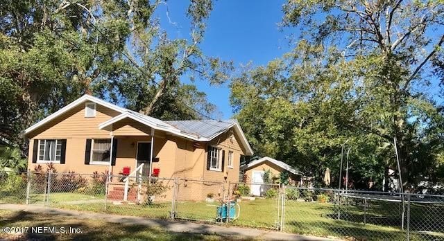1429 W 14TH St, Jacksonville, FL 32209 (MLS #909994) :: EXIT Real Estate Gallery