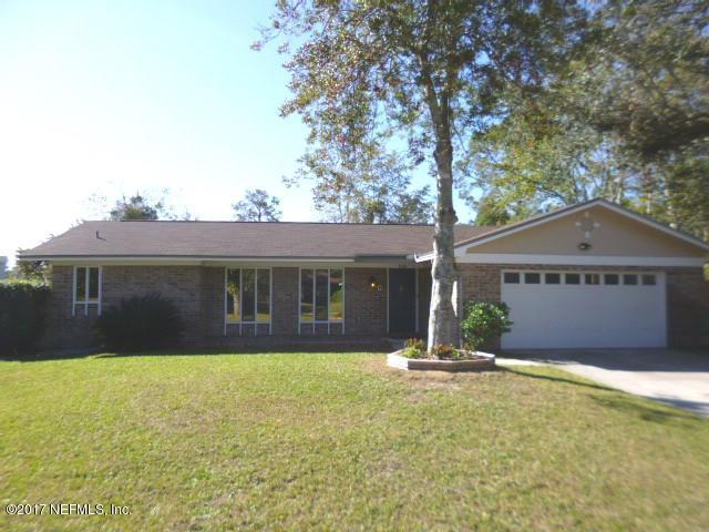 5400 Weaver Rd, Orange Park, FL 32073 (MLS #910056) :: St. Augustine Realty