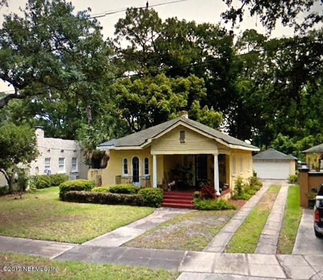 1249 Hollywood Ave, Jacksonville, FL 32205 (MLS #910859) :: EXIT Real Estate Gallery