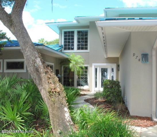974 Ponte Vedra Blvd, Ponte Vedra Beach, FL 32082 (MLS #912942) :: 97Park
