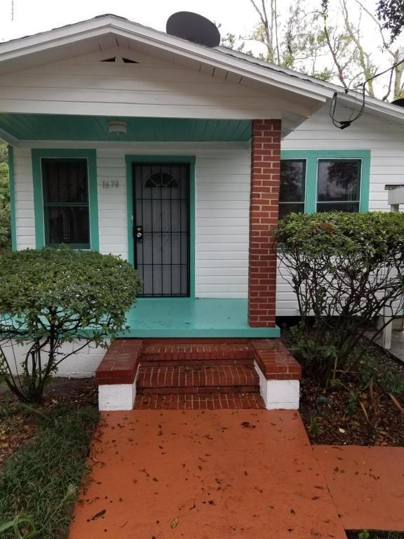 1678 W 3RD St, Jacksonville, FL 32209 (MLS #913086) :: EXIT Real Estate Gallery