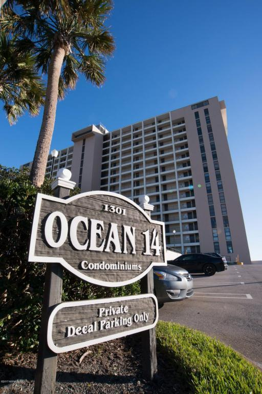1301 1ST St #307, Jacksonville Beach, FL 32250 (MLS #913353) :: EXIT Real Estate Gallery