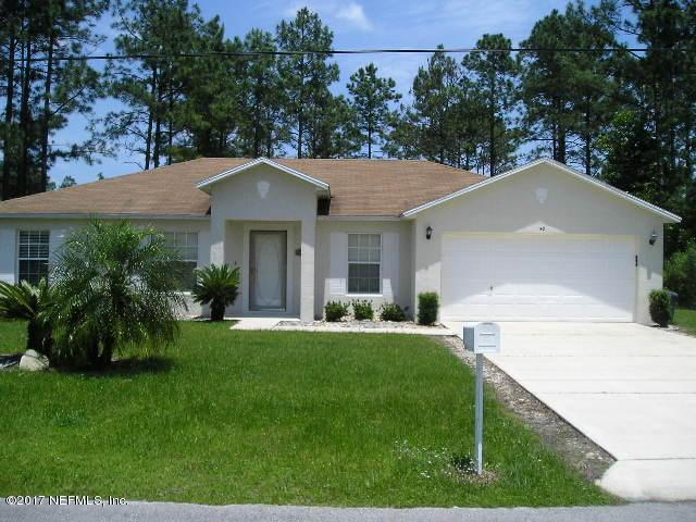 42 Renworth Ln, Palm Coast, FL 32164 (MLS #913806) :: EXIT Real Estate Gallery