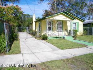 1915 W 4TH St, Jacksonville, FL 32209 (MLS #914914) :: EXIT Real Estate Gallery
