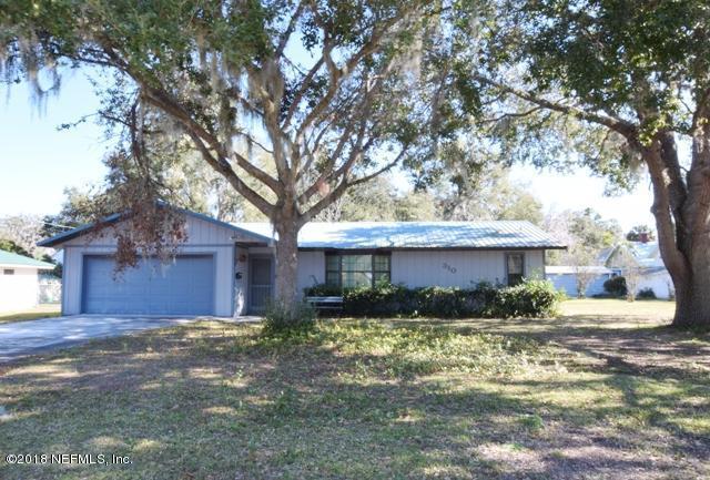 310 N Prospect St, Crescent City, FL 32112 (MLS #915118) :: EXIT Real Estate Gallery