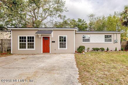 7229 Elvia Dr, Jacksonville, FL 32211 (MLS #915720) :: Green Palm Realty & Property Management