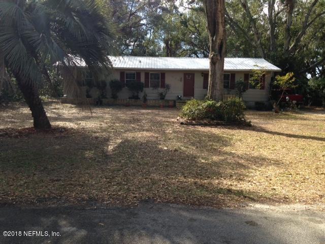 485 SW Dove St, Keystone Heights, FL 32656 (MLS #915787) :: EXIT Real Estate Gallery