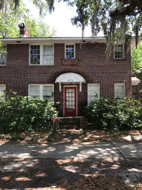 2834 Park St, Jacksonville, FL 32205 (MLS #915809) :: EXIT Real Estate Gallery