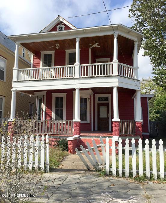 1218 Walnut St, Jacksonville, FL 32206 (MLS #916509) :: Green Palm Realty & Property Management