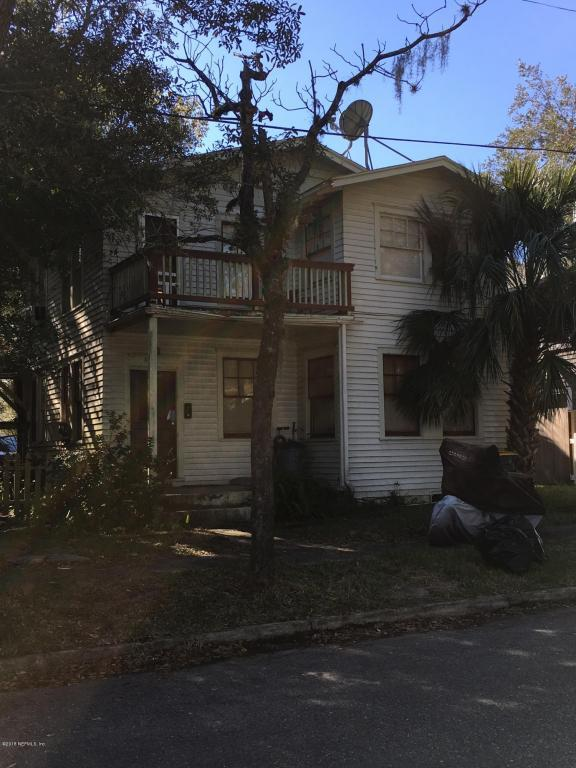 1314 Sydney Pl, Jacksonville, FL 32205 (MLS #916705) :: Green Palm Realty & Property Management