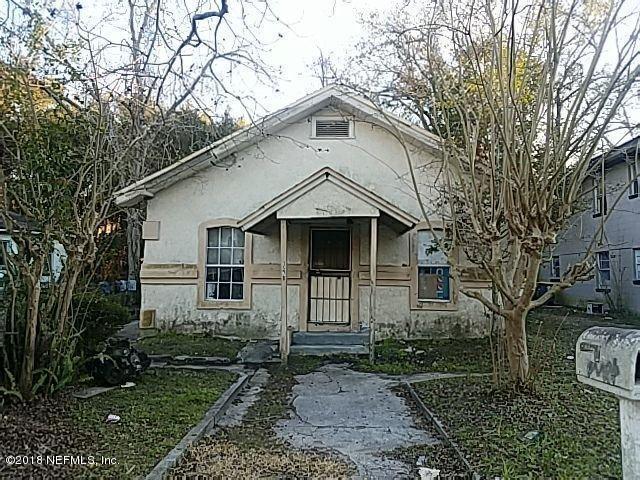 1578 W 31ST St, Jacksonville, FL 32209 (MLS #916989) :: Pepine Realty
