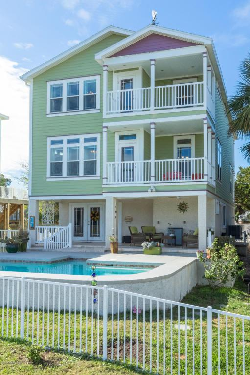 231 Alerto St, St Augustine, FL 32080 (MLS #916991) :: RE/MAX WaterMarke