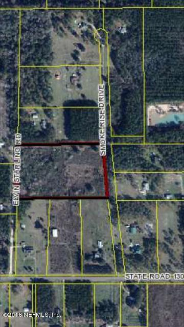 0 Smokerise Dr, Macclenny, FL 32063 (MLS #917585) :: EXIT Real Estate Gallery