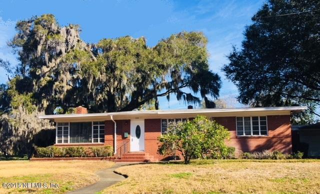 1103 Miramar Ave, Jacksonville, FL 32207 (MLS #917932) :: EXIT Real Estate Gallery