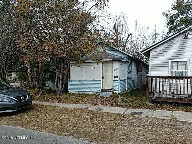 1983 Broadway Ave, Jacksonville, FL 32209 (MLS #917944) :: EXIT Real Estate Gallery