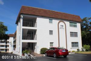 118 S Halifax Ave #107, Daytona Beach, FL 32118 (MLS #918509) :: EXIT Real Estate Gallery