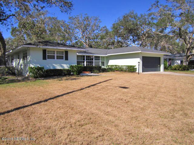 22 Lake Shore Dr, St Augustine, FL 32080 (MLS #918919) :: EXIT Real Estate Gallery