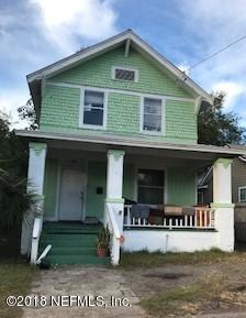 219 E 17TH St, Jacksonville, FL 32206 (MLS #919610) :: EXIT Real Estate Gallery