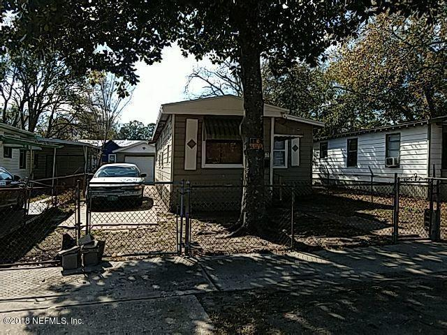 1670 W 11TH St, Jacksonville, FL 32209 (MLS #919656) :: EXIT Real Estate Gallery