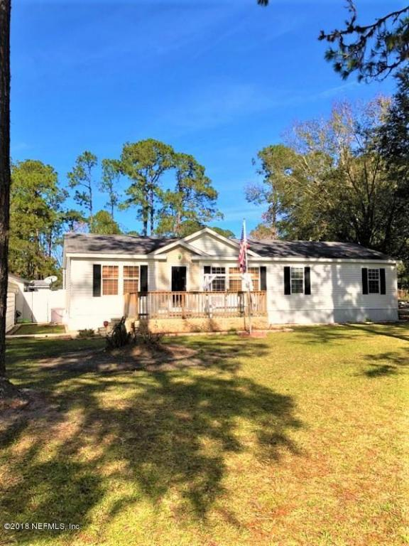 102 Browns Fish Camp Rd, Crescent City, FL 32112 (MLS #919863) :: EXIT Real Estate Gallery