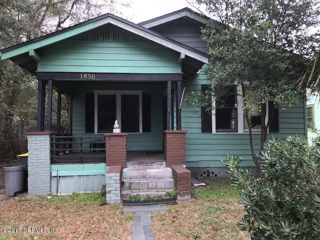 1836 Lambert St, Jacksonville, FL 32206 (MLS #919889) :: EXIT Real Estate Gallery