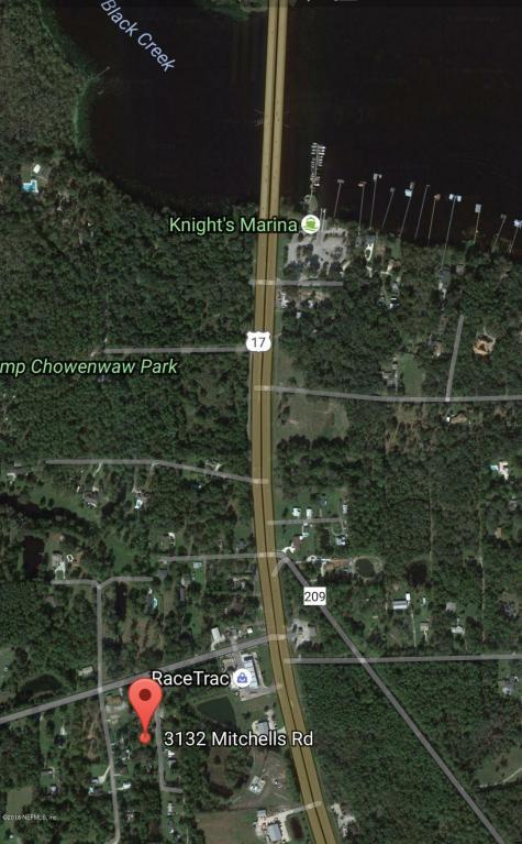 3132 Mitchell Rd, GREEN COVE SPRINGS, FL 32043 (MLS #919892) :: EXIT Real Estate Gallery