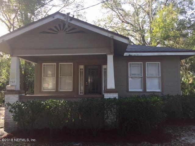 252 40TH St, Jacksonville, FL 32206 (MLS #920353) :: EXIT Real Estate Gallery