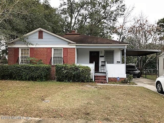 8128 Delaware Ave, Jacksonville, FL 32208 (MLS #920712) :: EXIT Real Estate Gallery