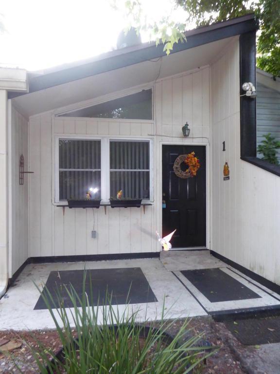 4711 San Jose Manor Dr #1, Jacksonville, FL 32217 (MLS #920937) :: EXIT Real Estate Gallery