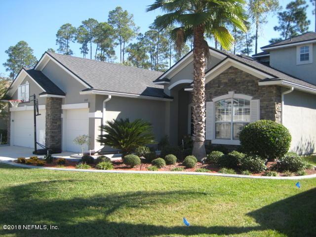 1537 Waterbridge Ct, Fleming Island, FL 32003 (MLS #921095) :: Perkins Realty