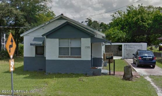 1720 W 11TH St, Jacksonville, FL 32209 (MLS #921115) :: EXIT Real Estate Gallery