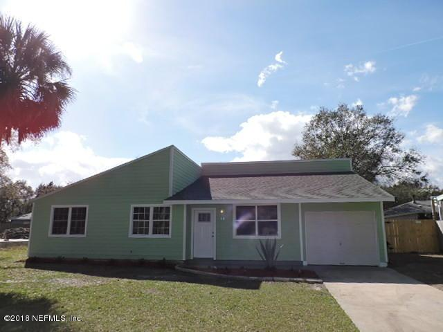 118 Wisteria Rd, St Augustine, FL 32086 (MLS #921201) :: EXIT Real Estate Gallery