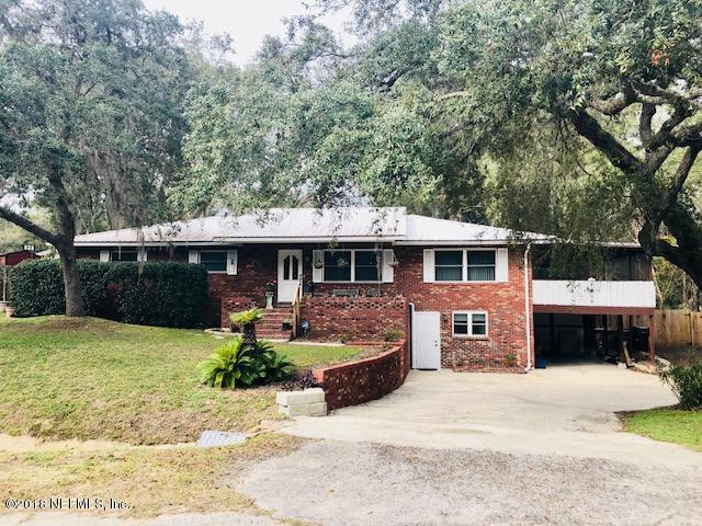 360 Nightingale St, Keystone Heights, FL 32656 (MLS #921393) :: EXIT Real Estate Gallery