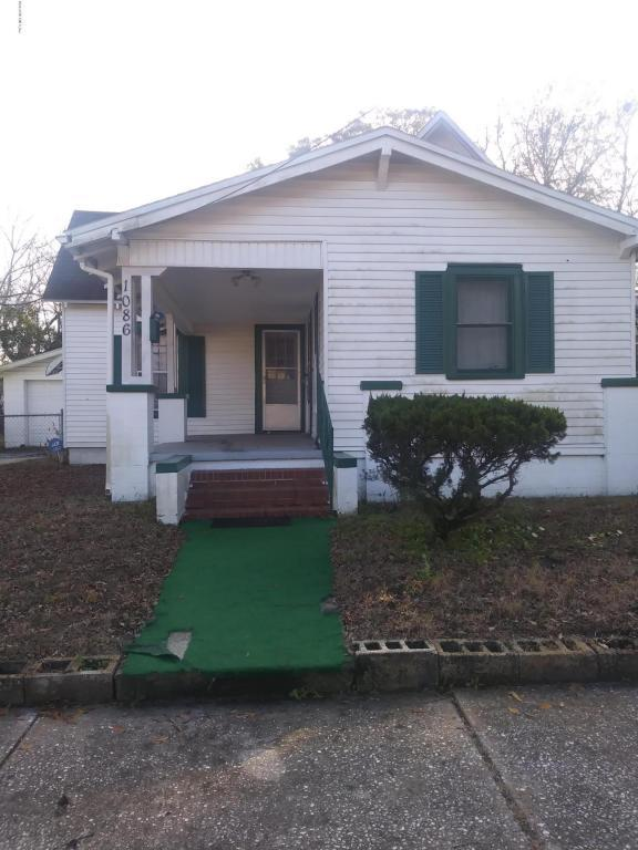 1086 W 24TH St, Jacksonville, FL 32209 (MLS #921477) :: EXIT Real Estate Gallery