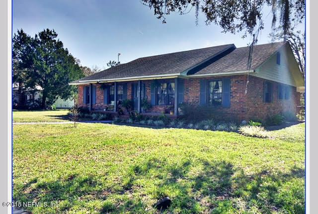 218 Park Ave, Hastings, FL 32145 (MLS #921715) :: EXIT Real Estate Gallery