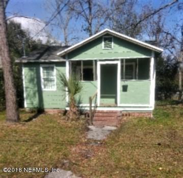 1017 W 31ST St, Jacksonville, FL 32209 (MLS #922158) :: EXIT Real Estate Gallery