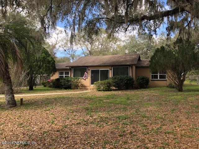 1240 S Lawrence Blvd, Keystone Heights, FL 32656 (MLS #922538) :: The Hanley Home Team
