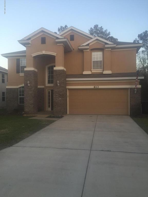 613 Spruce Creek Rd, St Johns, FL 32259 (MLS #923744) :: EXIT Real Estate Gallery