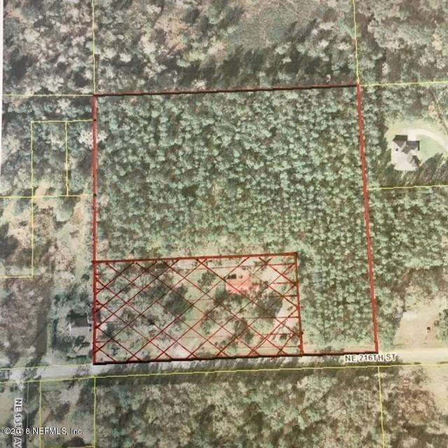 TBD 216TH St, Lawtey, FL 32058 (MLS #924060) :: CenterBeam Real Estate