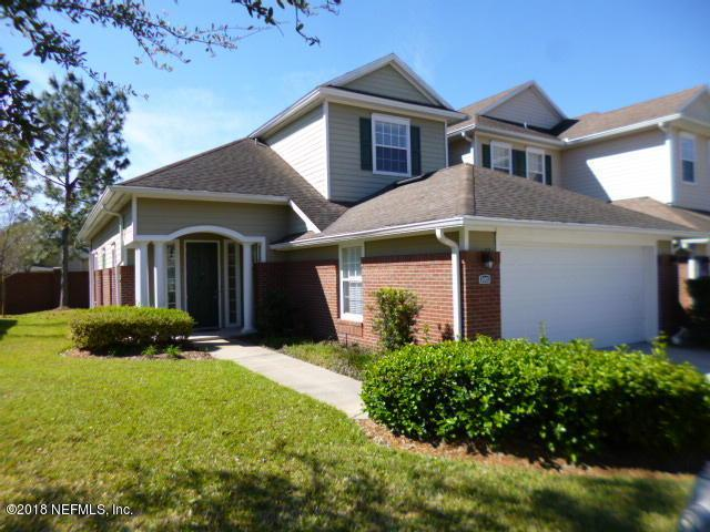 2017 Pond Ridge Ct #1001, Fleming Island, FL 32003 (MLS #926436) :: Perkins Realty