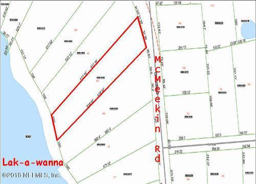 105 Mcmeekin Rd, Hawthorne, FL 32640 (MLS #926463) :: CrossView Realty
