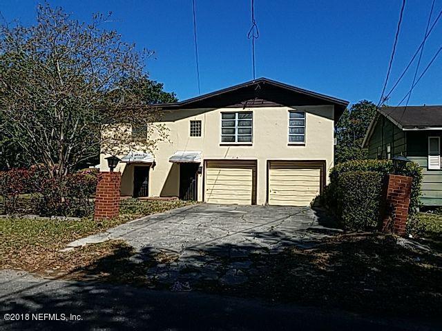 1315 Wolfe Ct, Jacksonville, FL 32209 (MLS #926531) :: EXIT Real Estate Gallery