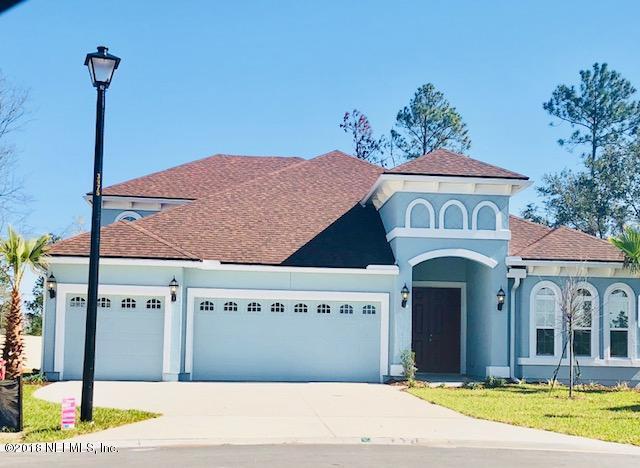 3979 Hammock Bluff Cir, Jacksonville, FL 32226 (MLS #926824) :: Perkins Realty