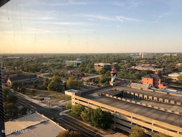 311 W Ashley St #1602, Jacksonville, FL 32202 (MLS #926850) :: Perkins Realty