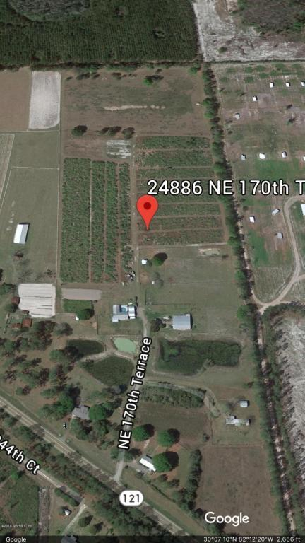 24886 NE 170TH Ter, Raiford, FL 32083 (MLS #927027) :: St. Augustine Realty