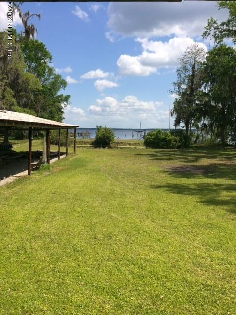 318 Cedar Creek Rd, Palatka, FL 32177 (MLS #927846) :: The Hanley Home Team