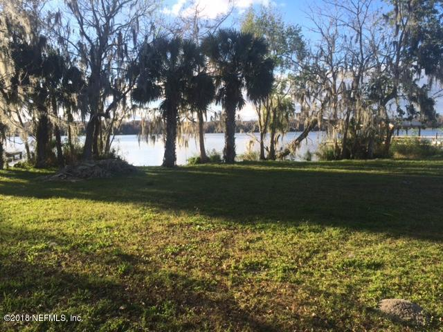 178 Beechers Point Dr, Welaka, FL 32193 (MLS #928495) :: RE/MAX WaterMarke