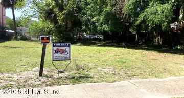0 Jessie St, Jacksonville, FL 32206 (MLS #929538) :: St. Augustine Realty